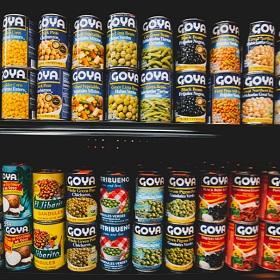 Dosenprodukte von exportunternehmen aus Italien