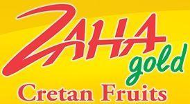 EXPORT ZAHA GOLD CRETAN FRUITS