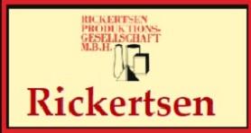 RICKERTSEN EXPORT AUS DEUTSCHLAND