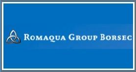 ROMAQUA GROUP BORSEC S.A. EXPORT AUS RUMÄNIEN